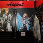 Aria Pro II Cliff Burton Bass - NAMM Day 2 2014