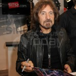 Geezer Butler from Black Sabbath - NAMM Day 2 2014