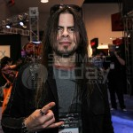 Todd La Torre from Queensryche - NAMM Day 2 2014
