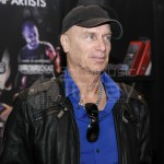Bass player Billy Sheehan - NAMM Day 2 2014