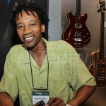 Alphonso Johnson - NAMM Day 2 2014