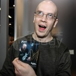 Devin Townsend from Strapping Young Lad - NAMM Day 2 2014