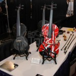 Custom Violin - NAMM Day 2 2014