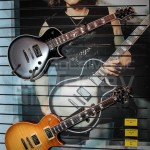 Alex Skolnick guitar display - NAMM Day 2 2014