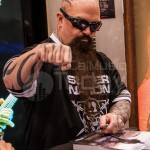 Kerry King from Slayer - NAMM Day 2 2014