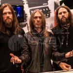 Rex, Mark and Dewey from Kill Devil Hill - NAMM Day 2 2014