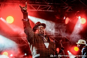 George Clinton and Parliament Funkadelic @ NAMM GoPro Stage –