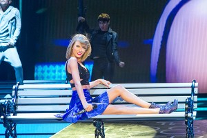 Taylor Swift performs during the 2015 Rock in Rio USA Festival on Friday, May 15, 2015 in Las Vegas, NV. (Photo by: Paul A. Hebert/Press Line Photos)