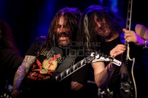 Metal Allegiance plays the Whisky a Go Go on January 9, 2016