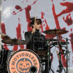 Motionless in White @ Aftershock Festival
