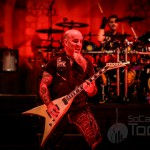 Anthrax @ The Wiltern Theatre – 04/22/2017