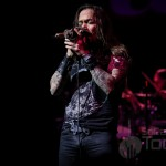 Amorphis @ City National Grove – 04/08/2017