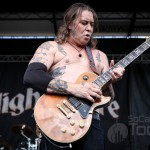 High on Fire @ Glen Helen Amphitheater – 11/04/2017