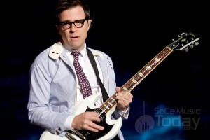 Weezer @ KROQ Almost Acoustic Christmas 2017