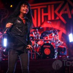 Anthrax @ House of Blues Anaheim - 02/14/2018