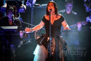 Evanescence @ Fivepoint Amphitheater - 09/01/2018